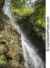 java, cascada, indonesia