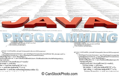 Java Programm developmenet, source Code