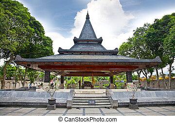 java., (soekarno), bung, blitar, museum, indonesie,...