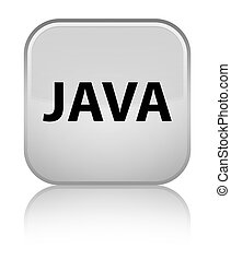 Java special white square button
