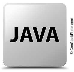 Java white square button