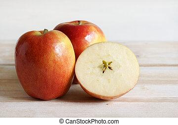 Jazz Apples