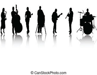 jazz- band