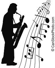 Jazz Clip Art and Stock Illustrations. 26,378 Jazz EPS ...