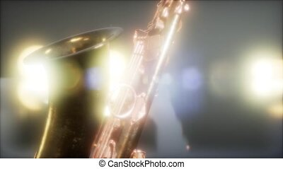 jazz, instrument, saxophone, grand plan