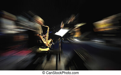 Jazz - jazz concert