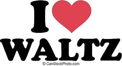 je, amour, valse