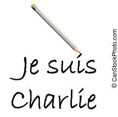 je, suis, charlie