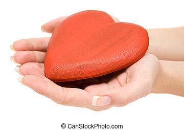 je, volonté, donner, vous, mon, coeur