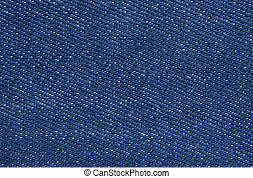 Jean cloth - macro of a jeans texture