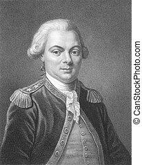 Jean-Francois de Galaup, comte de La Perouse (1741-1788) on...