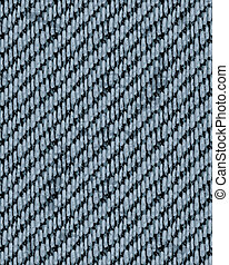 Jean pattern realistic seamless texture