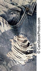 jean, porté