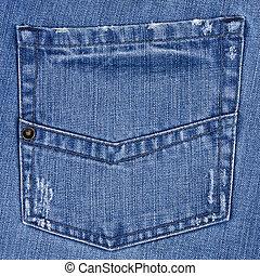 jeans poket