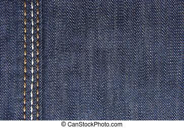 jeans, textilvaror