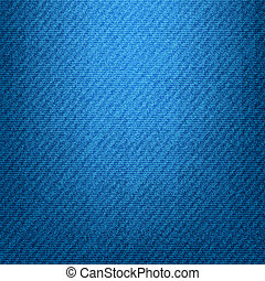 Jeans. Vertical texture vector EPS10.