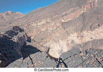Jebel Shams, Grand Canyon of Middle-East, Oman