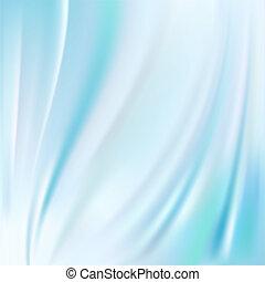 jedwab, tła, błękitny