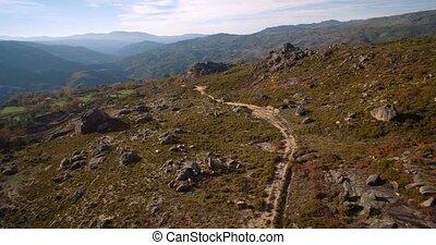 jeep,  cela,  offroad, Luftaufnahmen,  portugal