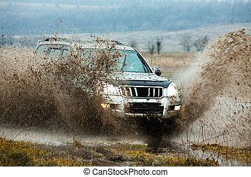 jeep, del camino