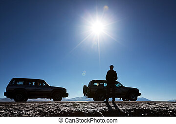 Jeep - Tibet expedition