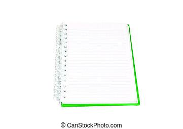 jegyzetfüzet