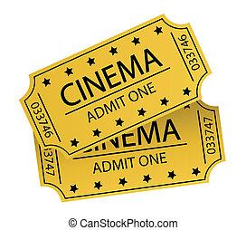 jelöltnévsor, mozi