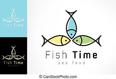 jel, fish, vektor