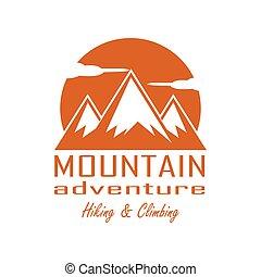 jel, hegy