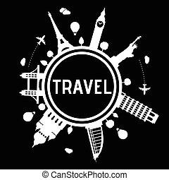 jel, utazás idegenforgalom