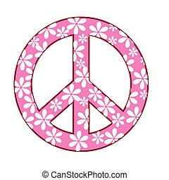 jelkép, béke