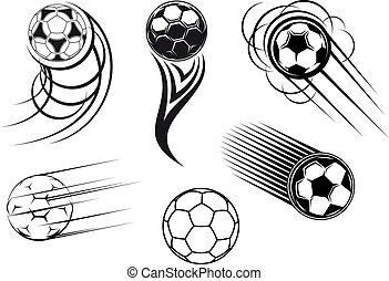 jelkép, futball foci, szerencsetárgy
