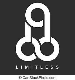 jelkép, határtalan, penis-, ikon