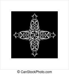 jelkép, tervezés, keresztény, kereszt, kereszténység