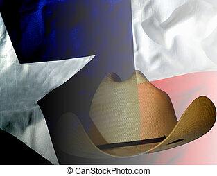 jelkép, texas
