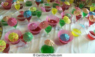 Jelly, gelatin - Jelly
