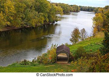 Jenison Covered Bridge