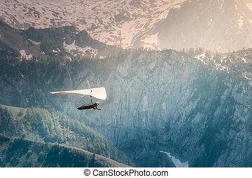 Jenner mountain near Konigssee lake, Berchtesgaden - Hand...