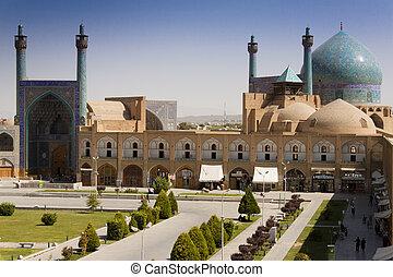 jeque, alá, mezquita, lotf