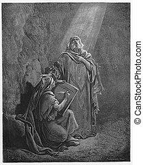 jeremiah's, prophecies, baruch, skriver
