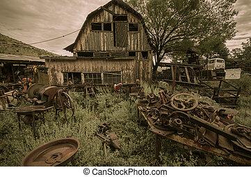 Jerome Arizona western house - Jerome Arizona Ghost Town ...