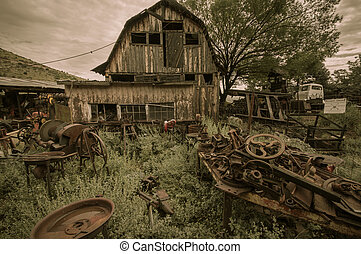 Jerome Arizona western house - Jerome Arizona Ghost Town...