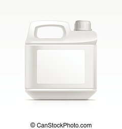 Jerrycan Canister Galoon Oil Cleanser Detergent Abstergent...