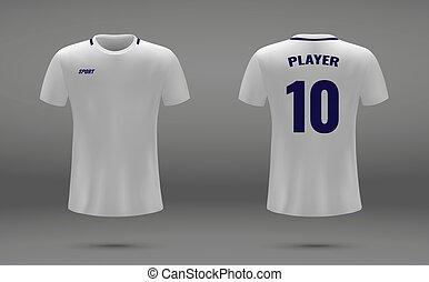 jersey, calcio