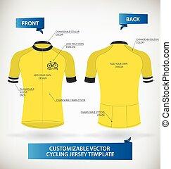 jersey cycling