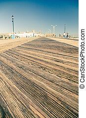 Jersey Shore Boardwalk - Seaside Boardwalk, Jersey Shore