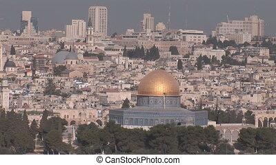 Jerusalem 3 - Dome of the rock