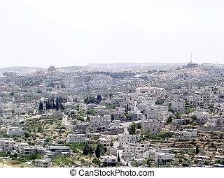 Jerusalem Bethlehem 2005