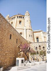 Jerusalem catholic cathedral