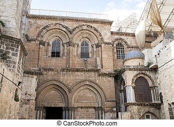 Jerusalem, Church of the Holy Sepulcher